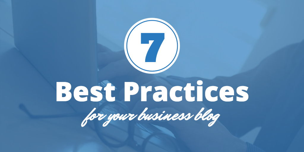 best practices business blog