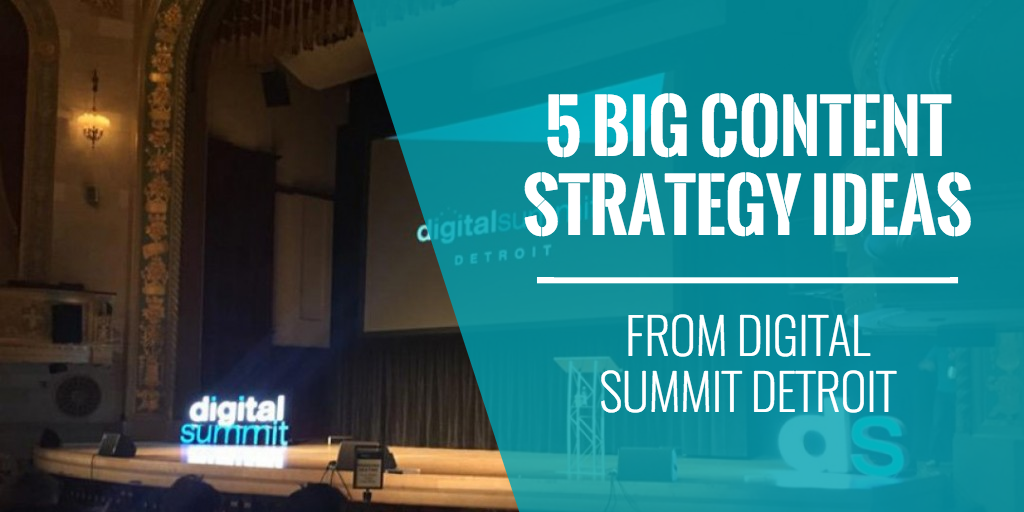 Digital Summit Detroit
