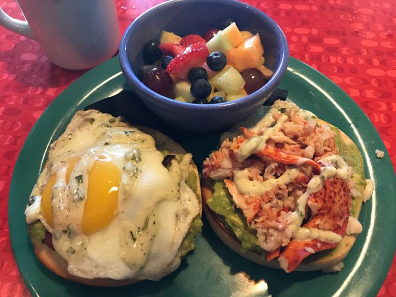 Lunch in Boston