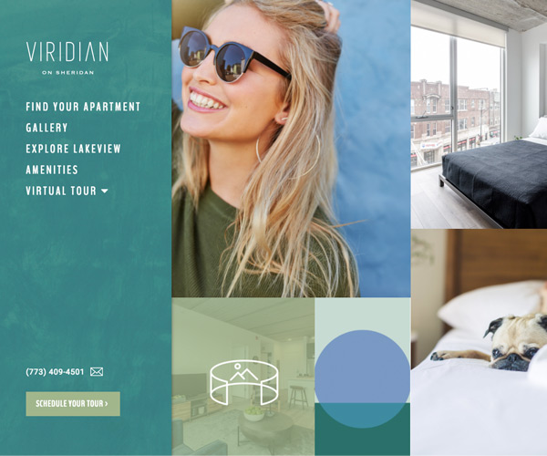 viridian on sheridan
