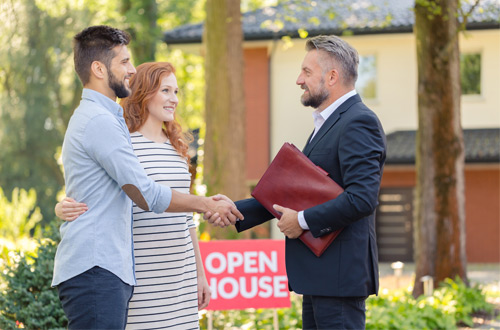 real estate marketing company
