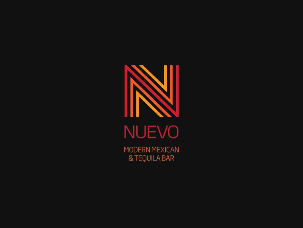 Nuevo Modern Mexican Logo
